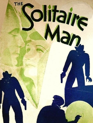 The Solitaire Man - poster (thumbnail)