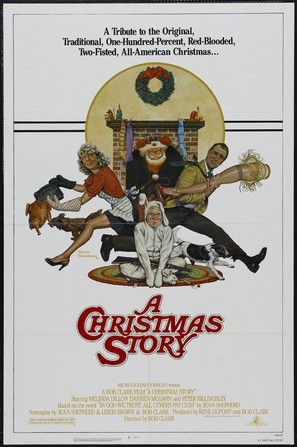 A Christmas Story - Movie Poster (thumbnail)