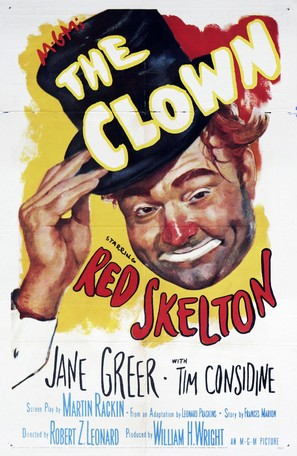 The Clown - Movie Poster (thumbnail)