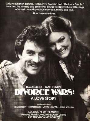 Divorce Wars: A Love Story - Movie Poster (thumbnail)