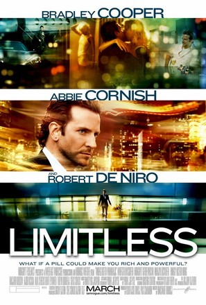 Limitless - Movie Poster (thumbnail)