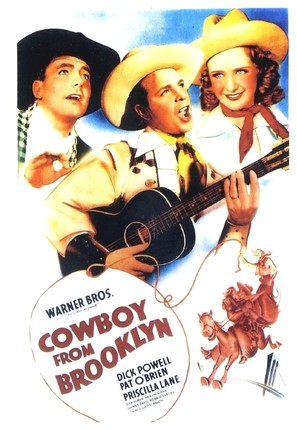 Cowboy from Brooklyn - Movie Poster (thumbnail)