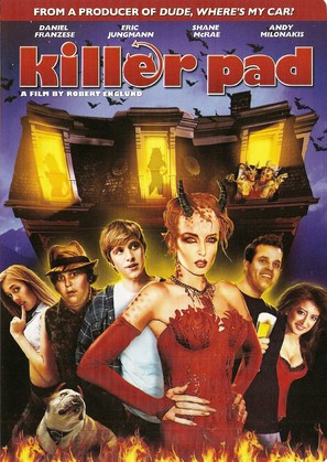 Killer Pad - DVD movie cover (thumbnail)