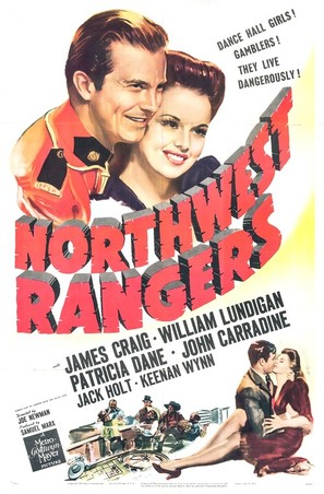 Northwest Rangers - Movie Poster (thumbnail)