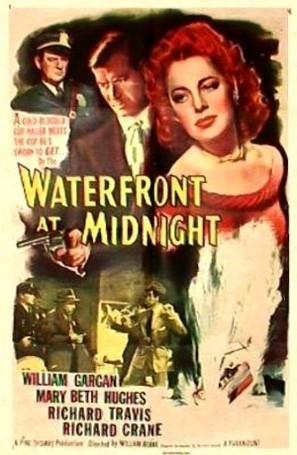 Waterfront at Midnight - Movie Poster (thumbnail)