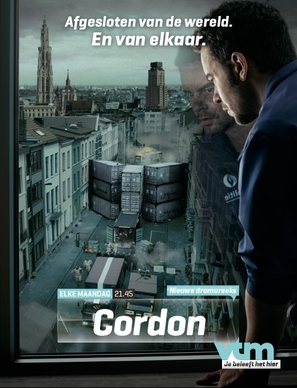 """Cordon"" - Belgian Movie Poster (thumbnail)"