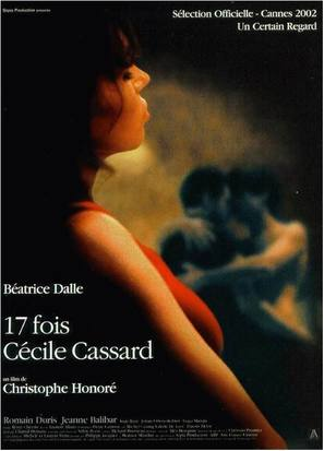 17 fois Cécile Cassard - French Movie Poster (thumbnail)