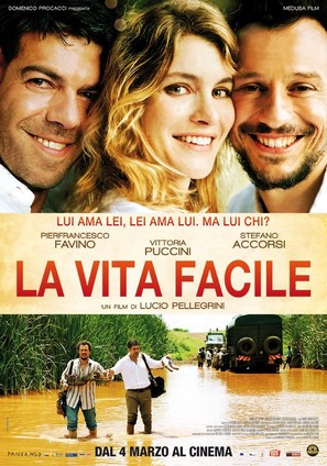 La vita facile - Italian Movie Poster (thumbnail)