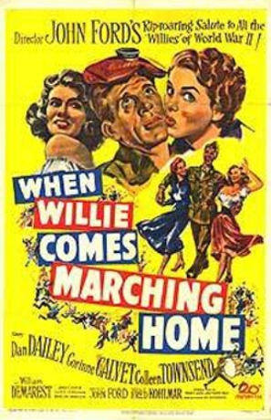 When Willie Comes Marching Home - Movie Poster (thumbnail)