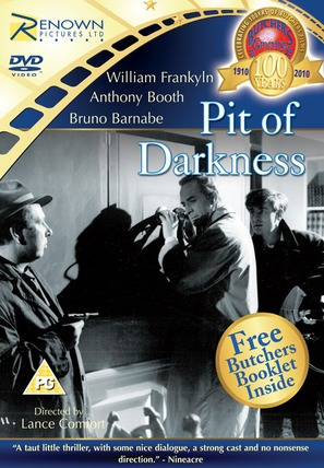 Pit of Darkness - British Movie Cover (thumbnail)