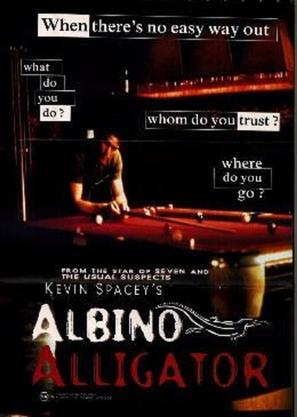 Albino Alligator - Movie Poster (thumbnail)