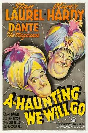 A-Haunting We Will Go - Movie Poster (thumbnail)
