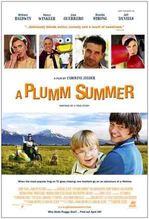 A Plumm Summer - poster (thumbnail)