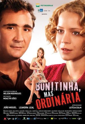 Bonitinha, Mas Ordinária - Brazilian Movie Poster (thumbnail)