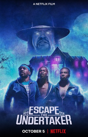 Escape the Undertaker - Movie Poster (thumbnail)
