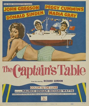 The Captain's Table - Movie Poster (thumbnail)