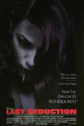 The Last Seduction - Movie Poster (thumbnail)
