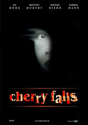 Cherry Falls - German Movie Poster (thumbnail)