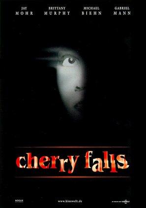 Cherry Falls - German Movie Poster (thumbnail)