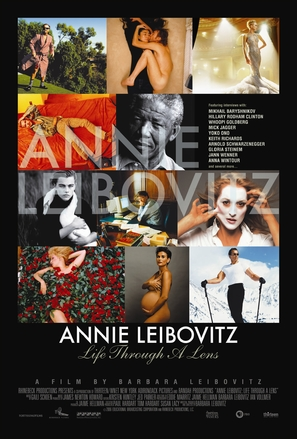 """American Masters"" Annie Leibovitz: Life Through a Lens - Movie Poster (thumbnail)"