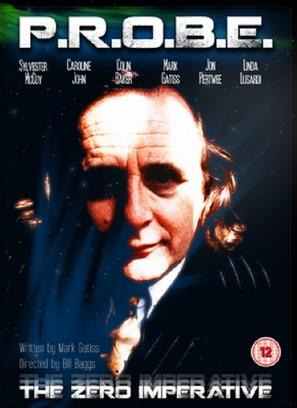 The Zero Imperative - British DVD movie cover (thumbnail)