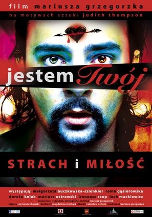 Jestem twój - Polish Movie Poster (thumbnail)