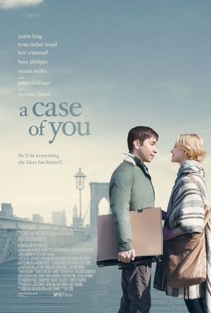 A Case of You - Movie Poster (thumbnail)