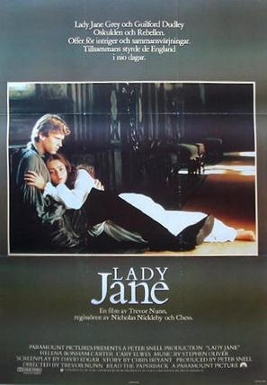 Lady Jane - Movie Poster (thumbnail)