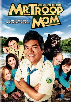 Mr. Troop Mom - DVD movie cover (thumbnail)