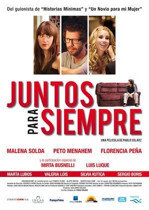 Juntos para siempre - Argentinian Movie Poster (thumbnail)