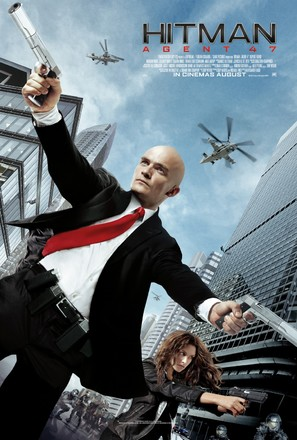 Hitman: Agent 47 - Movie Poster (thumbnail)