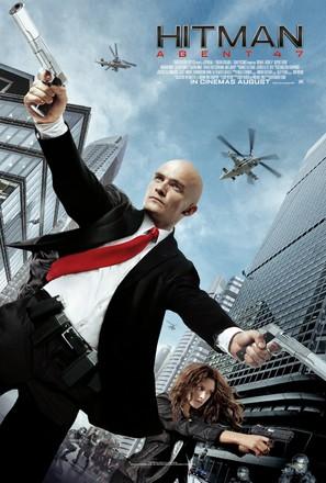 Hitman: Agent 47 - Movie Poster (thumbnail)