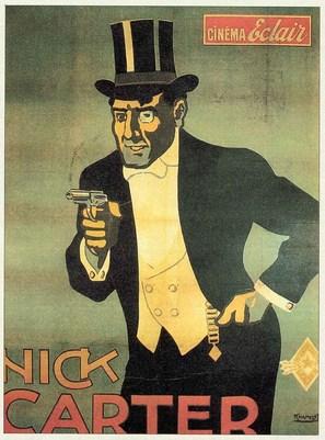 Nick Carter, le roi des détectives - Épisode 1: Guêt-apens - French Movie Poster (thumbnail)