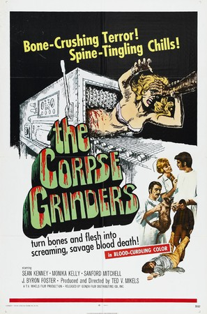 The Corpse Grinders - Movie Poster (thumbnail)