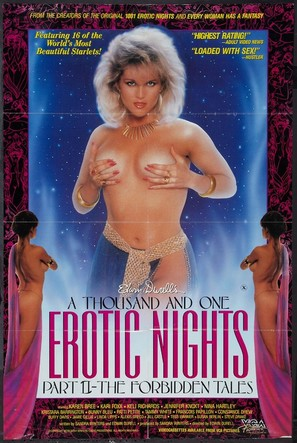 A Thousand and One Erotic Nights Part II: The Forbidden Tales