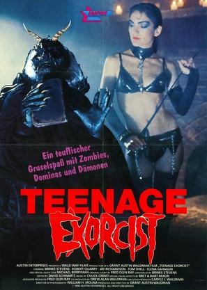Teenage Exorcist