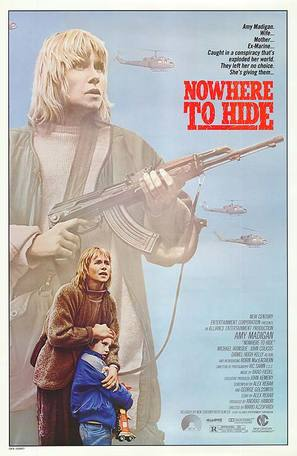 Nowhere to Hide - Movie Poster (thumbnail)