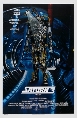 Saturn 3 - Theatrical poster (thumbnail)