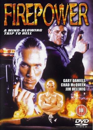 Firepower - British DVD cover (thumbnail)