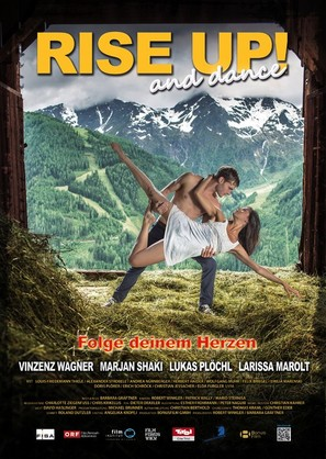 Rise up! and dance - Austrian Movie Poster (thumbnail)