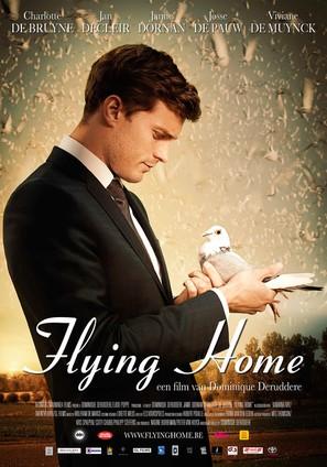 Flying Home - Belgian Movie Poster (thumbnail)