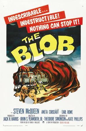 The Blob - Movie Poster (thumbnail)