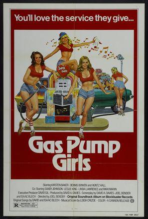 Gas Pump Girls - Movie Poster (thumbnail)
