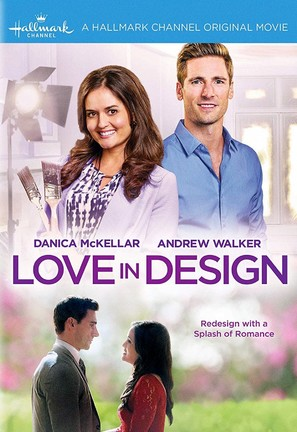 Love in Design - DVD movie cover (thumbnail)