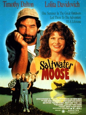 Salt Water Moose - Canadian Movie Poster (thumbnail)