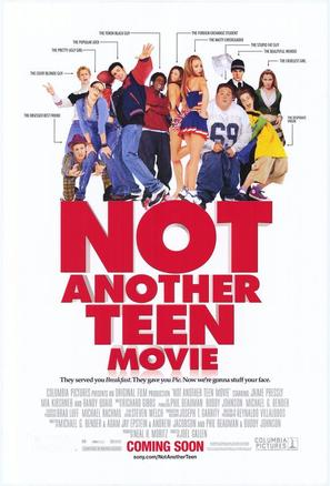 Not Another Teen Movie - Movie Poster (thumbnail)