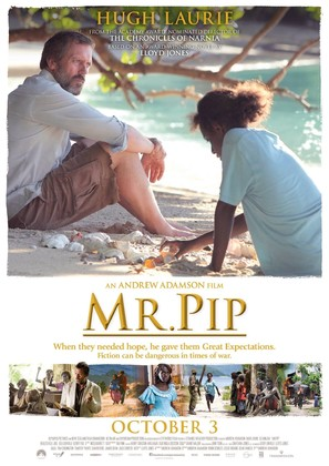 Mr. Pip - New Zealand Movie Poster (thumbnail)