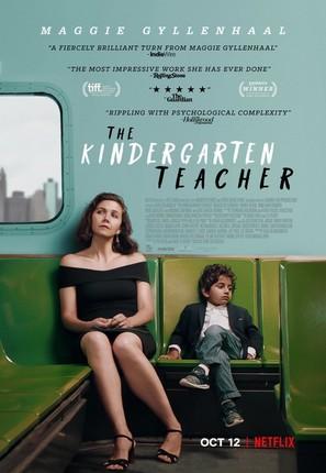 The Kindergarten Teacher - Movie Poster (thumbnail)