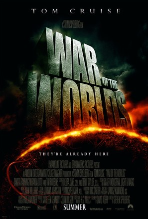 War of the Worlds - Theatrical movie poster (thumbnail)