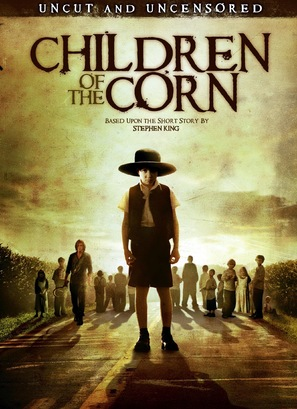 Children of the Corn - DVD cover (thumbnail)